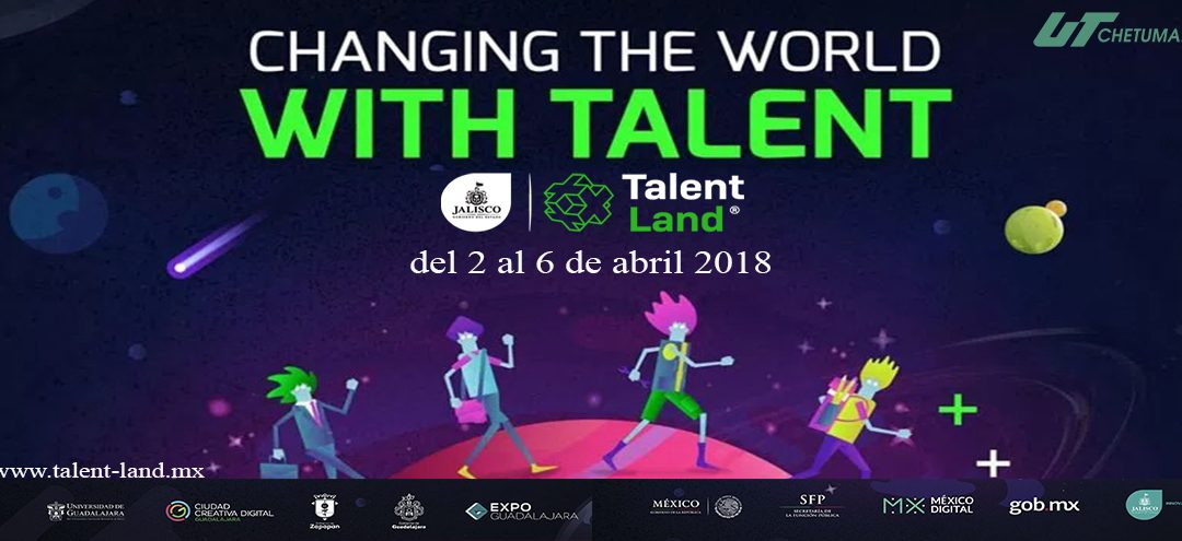 Convocatoria – Talent Land 2018